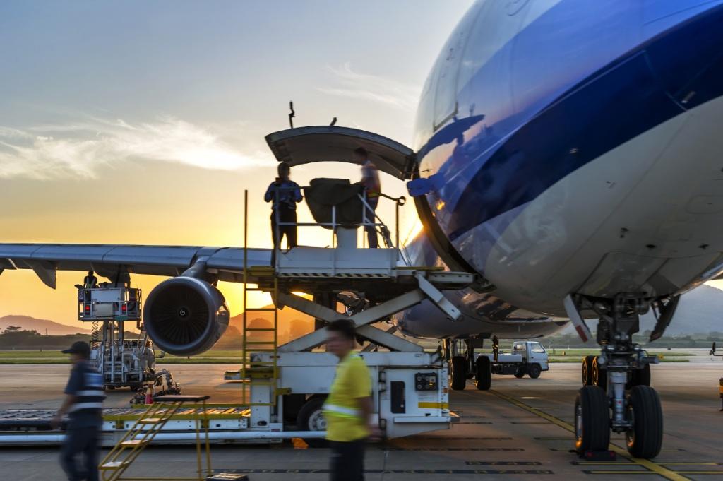авиаперевозки сборных грузов