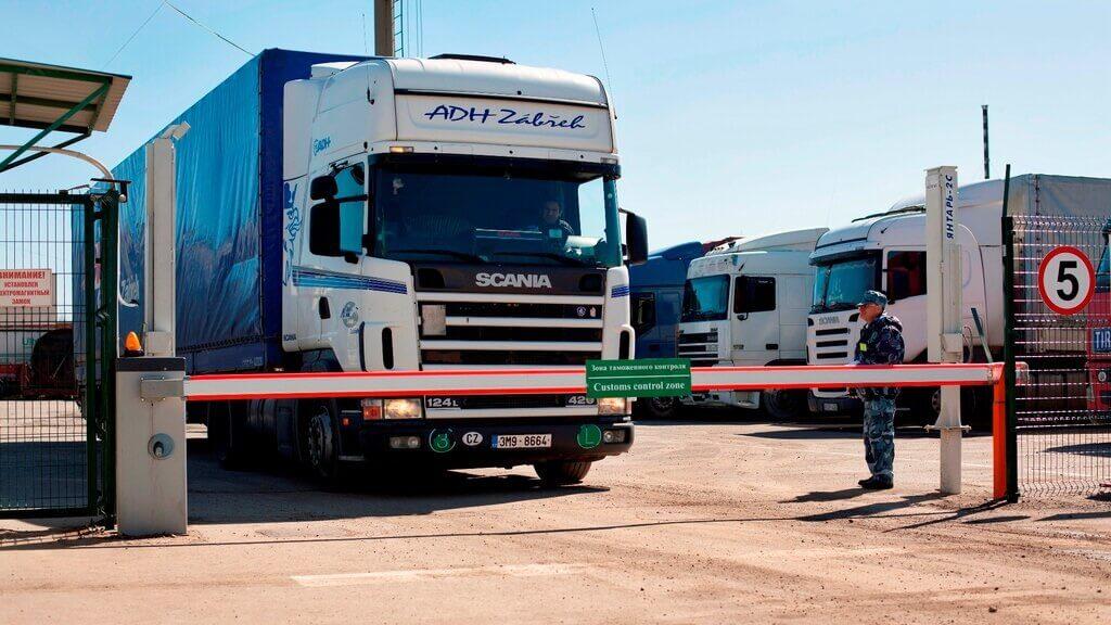 Оформление грузов в Европе